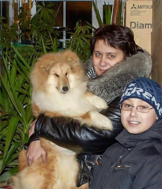 Первая собака