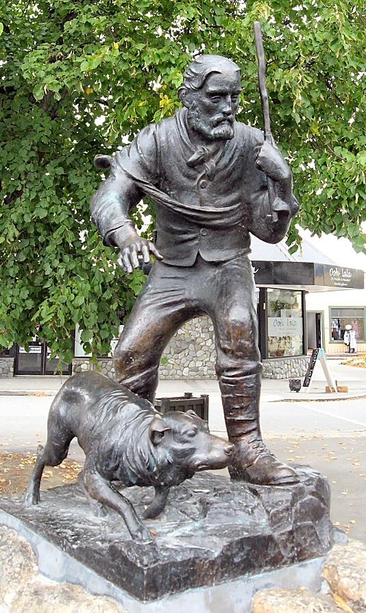 Памятник Маккензи