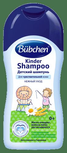 детский шампунь