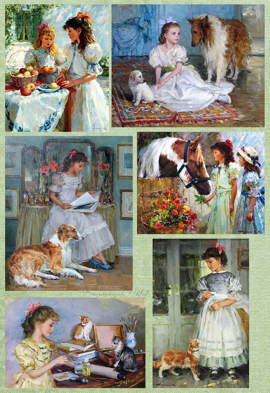 Картины Константина Разумова